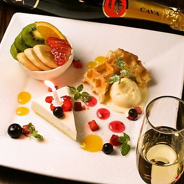 Wine&Dining Cafe BRALIBAのおすすめ料理1