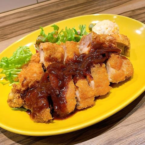 【ランチだけではなくディナーでもOK】ボリューム満点の定食メニュー【¥979〜】