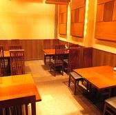 同僚や仲間との飲み会に、最適な空間をご提供します