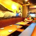 名古屋でも珍しい、ハワイアン居酒屋!