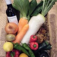 新鮮野菜◆こだわりの新鮮野菜