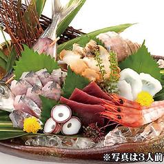 日本海波盛り (5種盛り)<1人前>