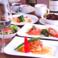 メインのお料理(ハーフサイズもOK)にプラス1600円でコース料理に大変身☆平日限定のミニ洋食コースは色々な料理を楽しみたい方におすすめです♪