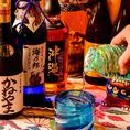 """【沖縄の夜といえばやっぱりこちら!】地元恩納村で作られた泡盛はもちろん、沖縄以外ではなかなか出合えないプレミアムな『泡盛・古酒』も多数!泡盛ビギナーから、""""通""""を唸らす逸品まで多彩なラインナップをお楽しみください。各銘柄の味わいの特長、よく合うお料理などをご提案することも可能です。"""