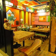 BAGDAD CAFE バグダッドカフェ 比嘉の雰囲気1