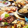 【飲み会するなら、た藁やへ♪】飲み放題つきコースは3500円~♪宴会や飲み会に嬉しい飲み放題付き!なんとクーポンご利用で、生ビールも飲み放題に!!