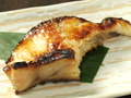 料理メニュー写真銀鱈西京焼