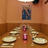 10~15名様まで◎ゆったりとした広々個室。1室限定となりますので、お早目のご予約を★