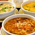 豆腐入りコーンスープ(2人前) 480円(税抜)