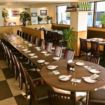 インド・アジアンレストラン&バー サハラの雰囲気1