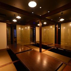 個室は2名~25名様マデ!宴会最大50名様までOK!!