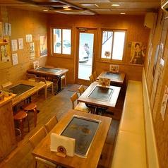 円頓寺もんじゃ 関山の雰囲気1