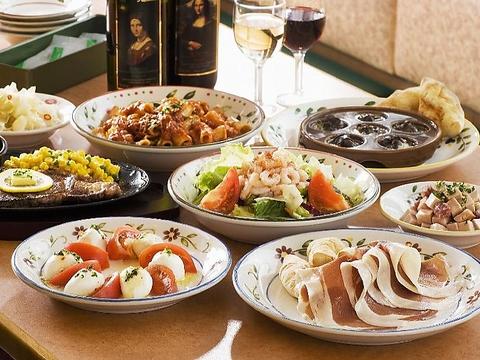 To サイゼリア eat go サイゼリヤの500円ランチは何時から?メニュー内容は?食べた感想も紹介!