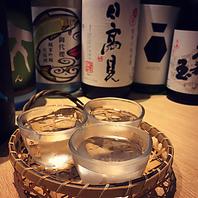 ●大将の舌が選んだ日本酒セレクト