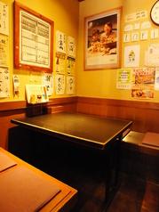 テーブル席(4名様×1卓)