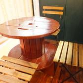 ランチやサクっと夜ご飯などにもおすすめのテーブル席
