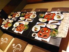 和食工房のコース写真