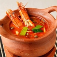 トムヤムクンは、辛味と酸味、複雑な香りが特徴的な、タイ料理を代表するスープ。当店でも人気の逸品です◎タイ出身の料理人が在籍しておりますので、本格エスニック料理を堪能していただけます♪品川/天皇洲アイルでの宴会や女子会に♪