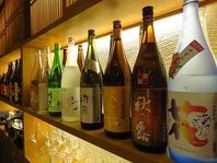 熊本のおいしいお酒をご用意