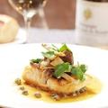 料理メニュー写真真鯛のポワレ
