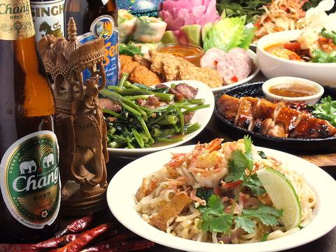 タイ料理 CONROW 道玄坂店