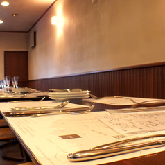 【2階フロア】小人数~中団体での集まりはこちらのお席がオススメです。