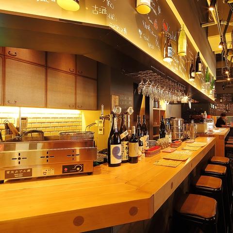 """道内蔵元を中心に日本酒やワインとその""""アテ""""を愉しむ"""