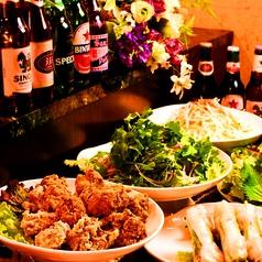 ベトナム フロッグ 汐留店の特集写真