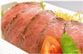 料理メニュー写真ローストビーフサラダ(主に佐賀牛使用)