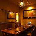 1階にはテーブルの個室あり!広々とゆったりできる空間でお食事したい方には最適です☆また、女子会や企業様の歓送迎会など各宴会に合わせて北海道の幸をふんだんに使ったコースなど多数のコースをご用意しています!詳しくはメニューページをご覧ください♪