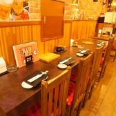 まんぷくカルビ 上野店の雰囲気2
