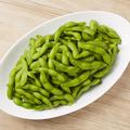 料理メニュー写真1ポンド盛り枝豆