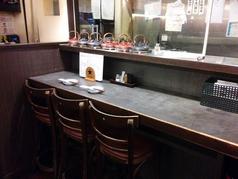 カウンター席もございますので、ちょい飲みや仕事帰りに、一杯いかがでしょうか…