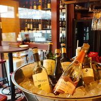 大宮バル☆毎月恒例!ワインの日でお得に乾杯!