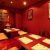 最大10名様までご利用できる個室です。忘年会や新年会などの宴会でご活用ください。