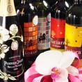 昇ではお肉と相性の良いワインも種類豊富にご用意♪記念日・誕生日・デート等、特別な日にもぴったり!