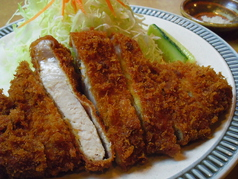 チャールスとんのおすすめ料理1