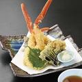 料理メニュー写真蟹天ぷら