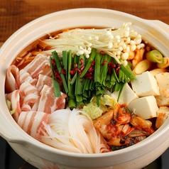 キムチチゲ鍋(1人前)