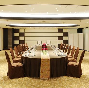 バンケットルーム Banquet room ひろしま国際ホテルの雰囲気1