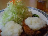 チャールスとんのおすすめ料理2