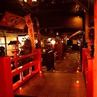 忠実に再現した京都の町並み