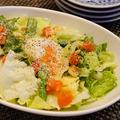 料理メニュー写真シーザーサラダ レギュラー(2から3人前) 790円