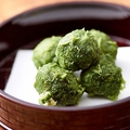 料理メニュー写真【厳選素材】高知四万十川の青海苔天婦羅