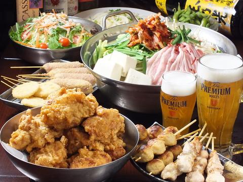 年中宴会の季節!楽しい仲間とおいしもの食べて、飲んで、楽しく飲んでいって下さい