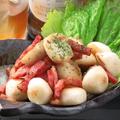 料理メニュー写真山芋のアーリオオーリオ
