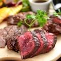 料理メニュー写真数量限定!本日のお肉料理盛り合わせ
