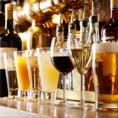 ☆☆ハッピーアワー始めました☆☆グラスワイン(赤・白)と生ビールが一杯200円!※平日限定、17:00~18:00まで
