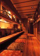 まるで京都の様な和空間