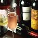 豊富な種類のワイン!スパークリングも充実☆